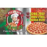 Logotipo Pizzaria Nápoles