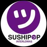 Logotipo Sushi Pop Santa Fe