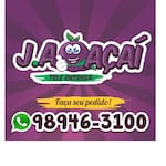 Logotipo J.a Açaí