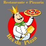Logotipo Rei da Pizza