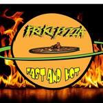 Logotipo Friki Pizza