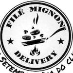 Logotipo Filé Mignon Delivery