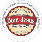 Logotipo Bom Jesus Pasteis e Cia