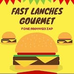 Logotipo Fast Lanches Gourmet