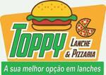 Logotipo Toppylanche & Pizzaria