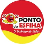 Logotipo Ponto da Esfiha Fazendinha