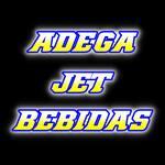 Logotipo Adega Jet Bebidas