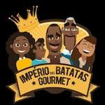 Logotipo Imperio das Batatas Gourmet