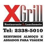 Logotipo X Grill
