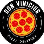 Logotipo Pizzaria Dom Vinicius