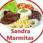 Logotipo Sandra Marmitas