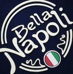 Logotipo Pizzaria Bella Napoli