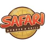 Logotipo Safari Burger & Grill