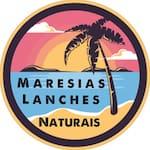 Logotipo Maresias Lanches Naturais