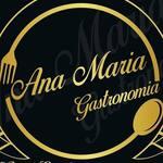Logotipo Ana Maria Gastronomia - Delivery do Chef