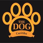 Logotipo The Dog Curitiba