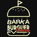 Logotipo Barka Burguer
