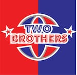 Logotipo Two Brothers Pizza´s