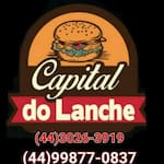 Logotipo Capital do Lanche