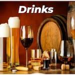 Drinks/delivery/bebidas