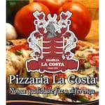 Logotipo Pizzaria la Costa