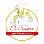 Logotipo Don Francesco Pastelaria