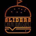 Logotipo Sliders Cariri Burguers