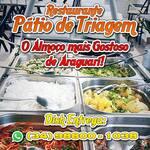 Logotipo Restaurante Pátio de Triagem