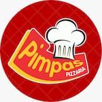 Logotipo Pimpas Pizzaria
