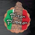 Logotipo Pisa Pizza Jf