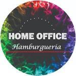 Logotipo Home Office Hambúrgueria