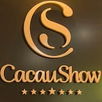 Logotipo Cacau Show - Shopping Total