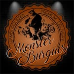 Logotipo Monster Burguer