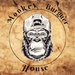 Logotipo Monkey Burguer House