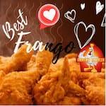 Snacks Chicken Frango Frito no Balde