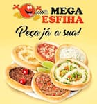 Logotipo Mega Esfiha - Vila São Francisco