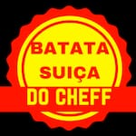 Logotipo Batata Suíça do Cheff