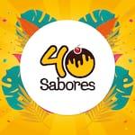 Logotipo 40 Sabores Laranjeiras