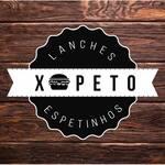 Logotipo X-peto Lanches e Espetinhos