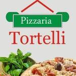 Logotipo Pizzaria Tortelli