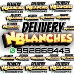 Logotipo Nb Lanches e Refeições