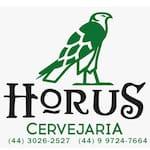 Logotipo Hórus Cervejaria