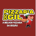Logotipo Pizzaria do Gil