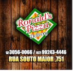 Logotipo Ronald`s Pizza Delivery
