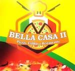Logotipo Bella Casa 2 Restaurante & Pizzaria