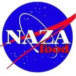 Logotipo Naza Food