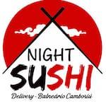 Logotipo Night Sushi