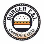 Logotipo Burguer Carbón & Leña