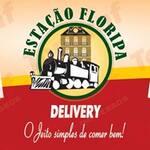 Logotipo Estacao Floripa Pizzas Massas Grelhados