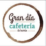 Logotipo Gran Día Cafeteria de Barrio